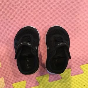 Baby Champion Black Shoes